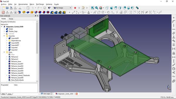 Diseño adaptador gotek 3D – 1