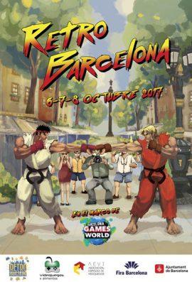 Retro Barcelona 2017
