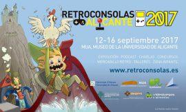Retro consolas Alicante 2017