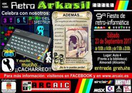 Retro Arkasil party 2017