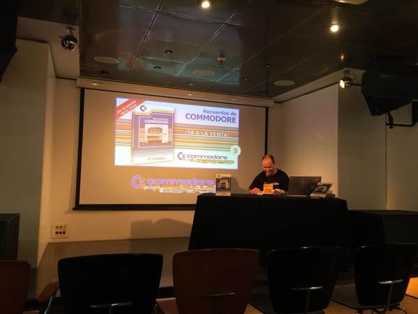 Fnac Valencia – Recuerdos de Commodore – 5