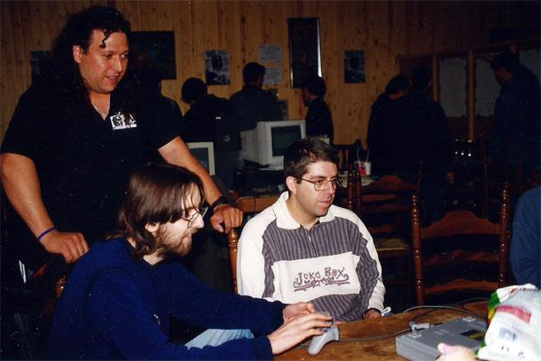 Party Amiga LLFB – Hotel Planas -1998 – 03