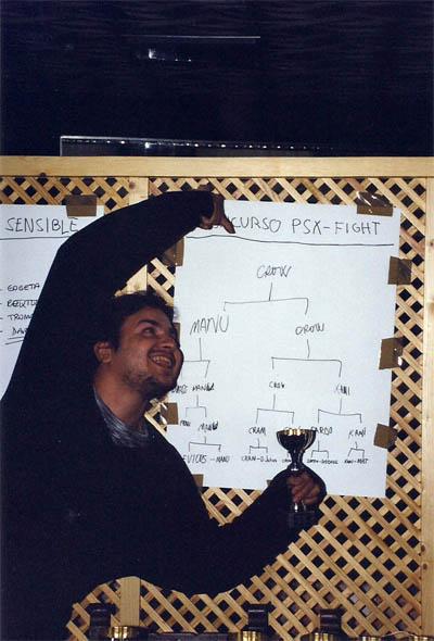 Party Amiga LLFB – Hotel Planas -1998 – 04