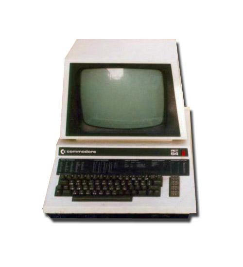 Commodore Pet 64 – 2