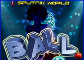 Presentación ball – Sputnik world