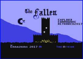 Presentación juego The Fallen Commodore 64