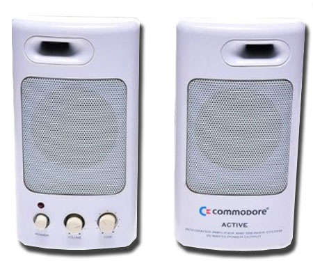 Altavoz Commodore sp690