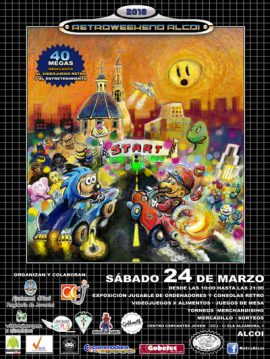 Retroweekend alcoi 2018