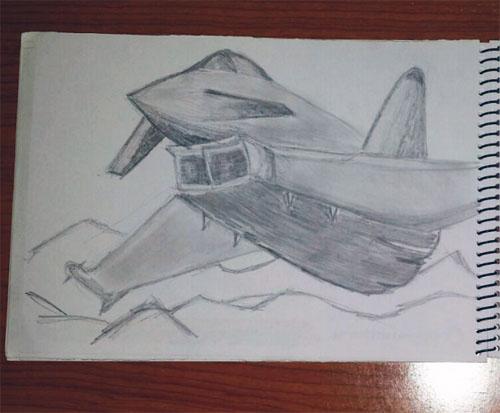 Making of Eurofighter Amiga (12)