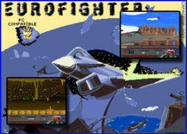 Presentación Eurofighter Amiga Game