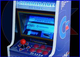 Presentación commodore arcade pi