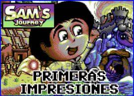 Presentación sams journey primeras impresiones