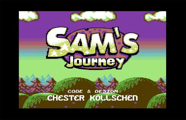 Sam´s journey – Commodore 64 (10)