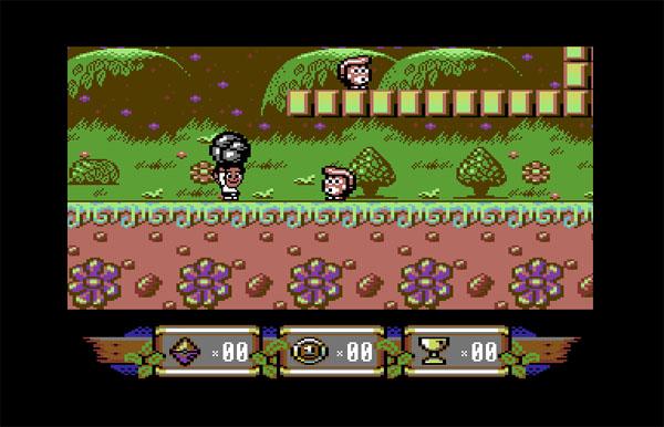Sam´s journey – Commodore 64 (2)
