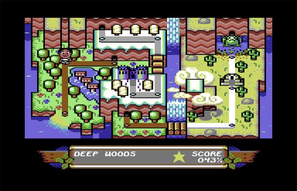 Sam´s journey – Commodore 64 (3)