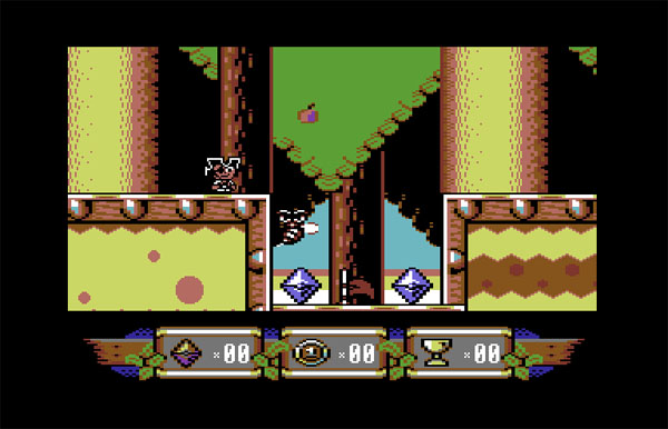 Sam´s journey – Commodore 64 (4)
