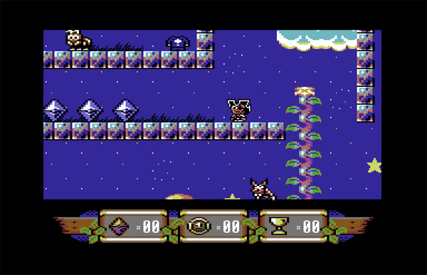 Sam´s journey – Commodore 64 (8)