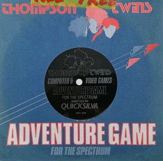 Adventure Game For The Spectrum
