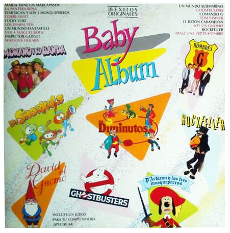 Baby Album – 01