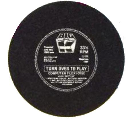 Big K – Flexi Disc