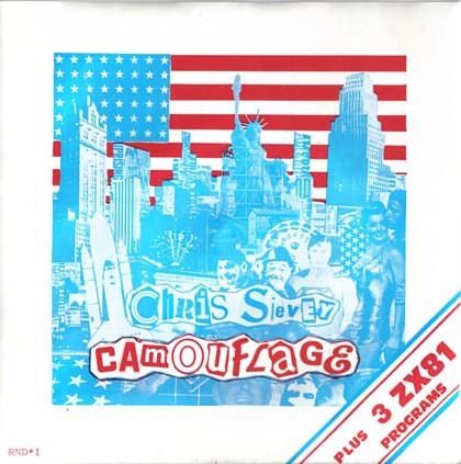 Chris Sievey – Camouflage 01