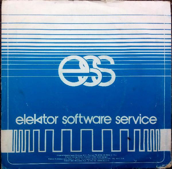 Elektor Software Service – TVGC 02