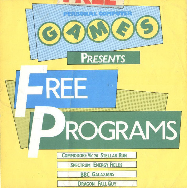 Personal Computer Games Free Programs 01