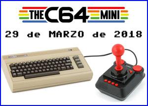 Presentación fecha lanzamiento the c64 mini