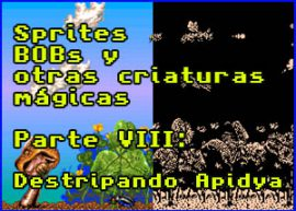 Presentación sprites bobs cap viii – apidya