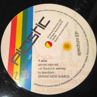 Various – Spectrum EP 01