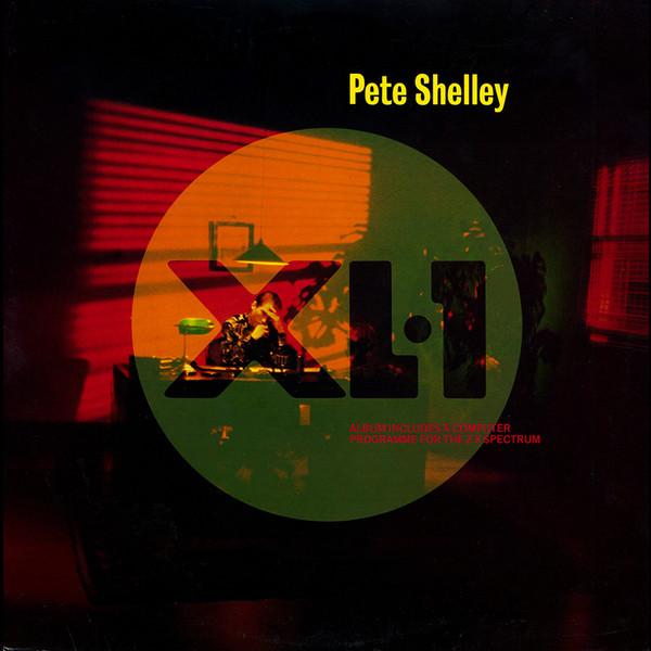XL-1 – Pete Shelly