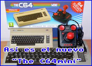 Presentación thec64mini