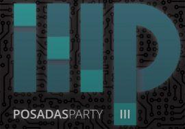 Logo posadas party III