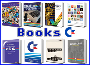 Presentación libros commodore