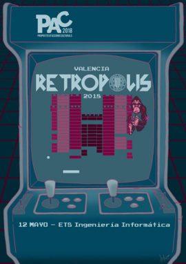 Retropolis Valencia 2018