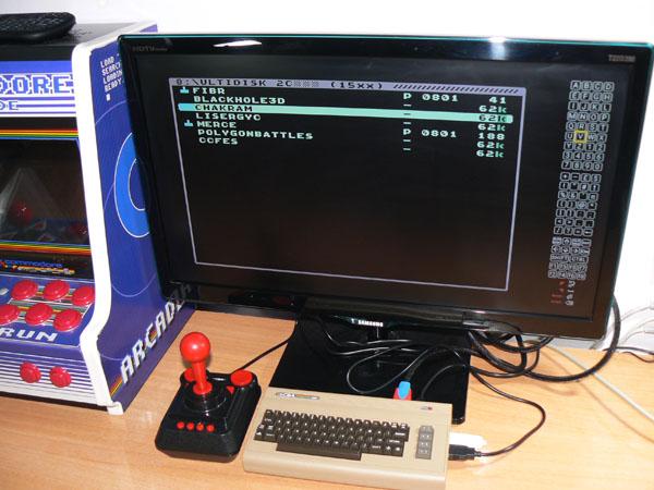 tutorial carga juegos thec64 mini – 10
