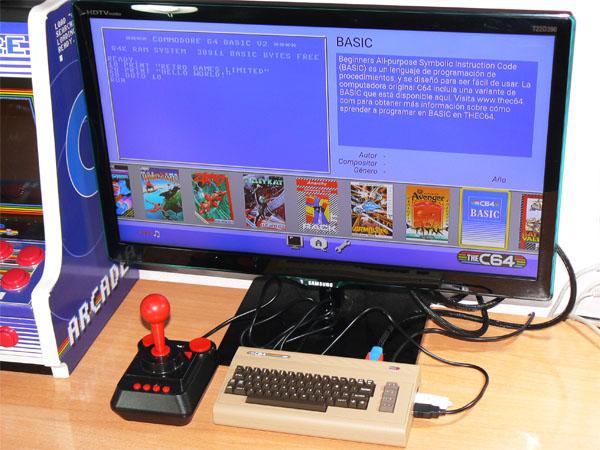 tutorial carga juegos thec64 mini – 9