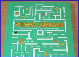 Presentación libro historia de los videojuegos