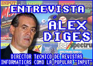 Presentación Alex Diges – Director Input