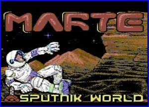 Presentación Marte – C64 – Sputnik World