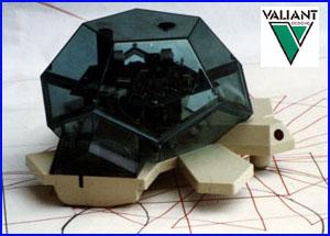 Presentación tortuga valiant c64
