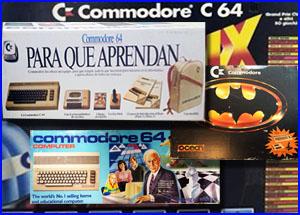 Presentacion pack commodore 64