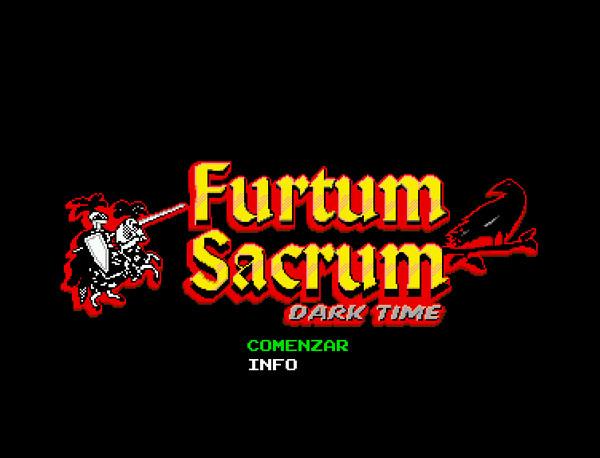 Furtum Sacrum (Dark Time) – El Amiga se viste de caballero #Commodore Spain