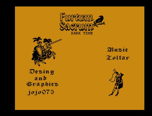 Furtum Sacrum Dark time – Amiga- 04