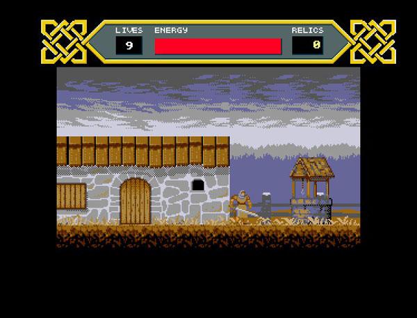 Furtum Sacrum Dark time – Amiga- 05