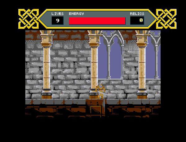 Furtum Sacrum Dark time – Amiga- 06