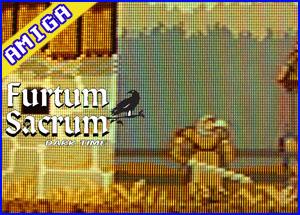 Presentación furtum sacrum dark time