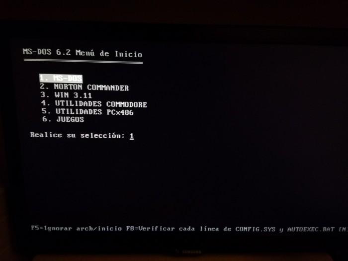 Aplicaciones Commodore bajo Msdos (1)