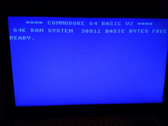 Aplicaciones Commodore bajo Msdos (4)