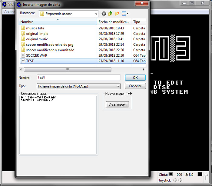 Empaquetado Tape Master – 2